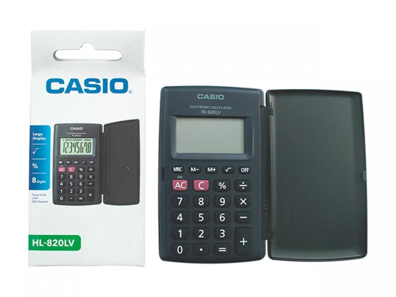 de0f328d3190 Infantozzi Materiales    Calculadora de bolsillo Casio HL-820LV