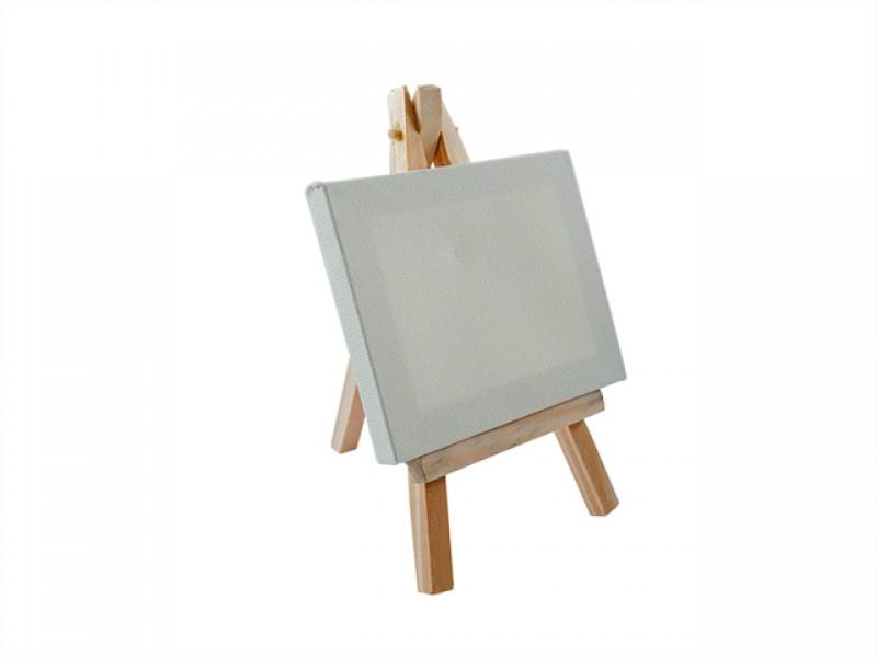 Infantozzi Materiales :: Mini bastidores de lienzo con atril